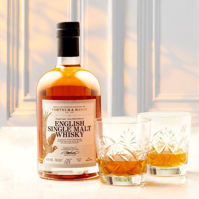 Fortnum & Mason's English Single Malt Whisky, Cotswolds Distillery, 70cl