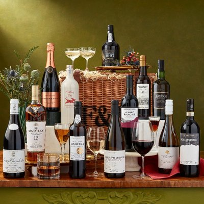 The Ultimate Drinks Cabinet Hamper by Fortnum & Mason