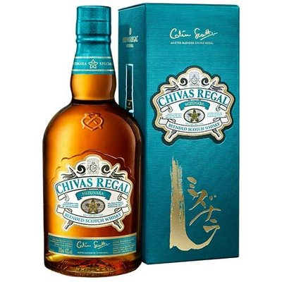 Fortnum & Mason Chivas Mizunara Blended Scotch Whisky, 70Cl