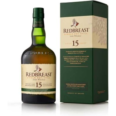 Fortnum & Mason Redbreast 15 Year Old Whisky, 70Cl