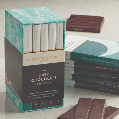 Fortnum & Mason The Dark Chocolate Collection 420G