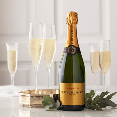 Fortnum's Vintage Champagne, Louis Roederer, 75Cl