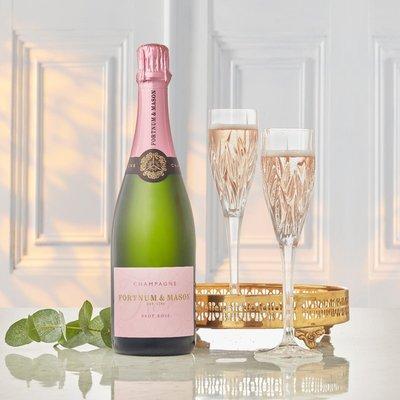 Fortnum's Rosé Champagne N.V, Billecart-Salmon, 75Cl