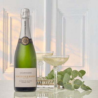 Fortnum's Blanc De Blancs Champagne, Hostomme, 75Cl