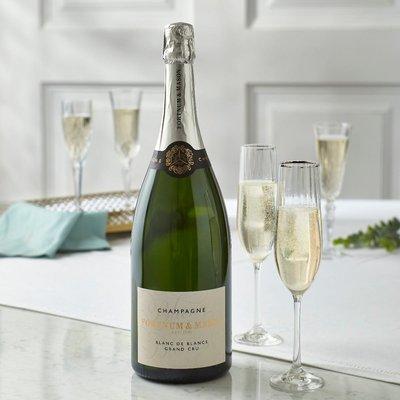 Fortnum's Blanc De Blancs Champagne Magnum, Hostomme, 150Cl