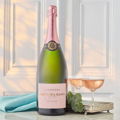 Fortnum's Rosé Champagne Magnum, Billecart-Salmon, 150Cl