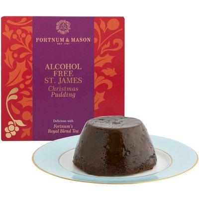Fortnum & Mason Alcohol Free St James Christmas Pudding, 454G