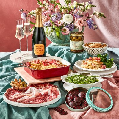 The Fortnum's Valentine's Meal