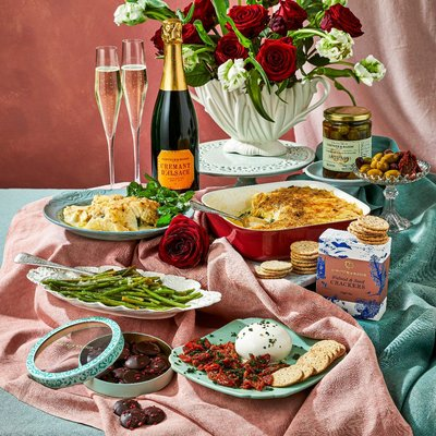The Fortnum's Vegetarian Valentine's Meal