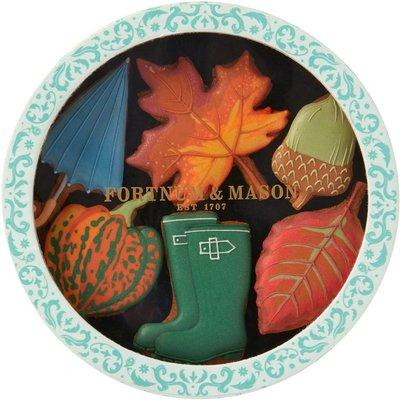 Fortnum & Mason Autumn Days Iced Biscuits