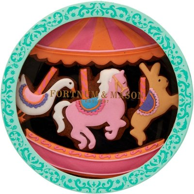 Fortnum & Mason Carousel Iced Biscuits