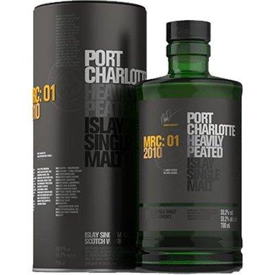 Fortnum & Mason Port Charlotte Mrc:01 2010 Single Malt Scotch Whisky, 70Cl