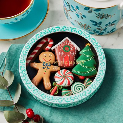 Fortnum & Mason Candy Land Iced Biscuits, 30G