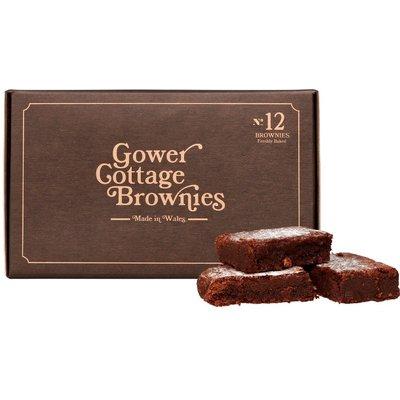 Fortnum & Mason Gower Cottage Original Chocolate Brownies, 550G