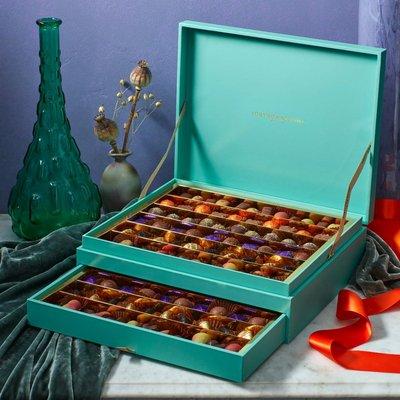 Fortnum & Mason The Ultimate Halloween Chocolate & Marzipan Selection, 1.6kg