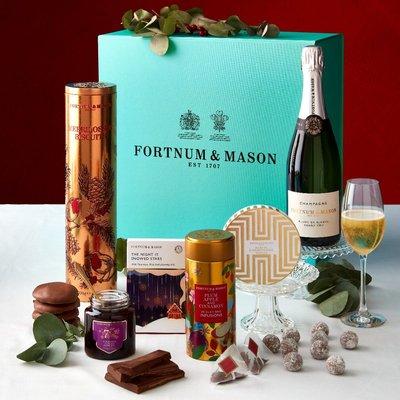 Fortnum & Mason The Christmas Celebration Gift Box
