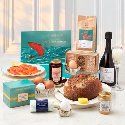 Fortnum & Mason Sparkling Tea Breakfast Box
