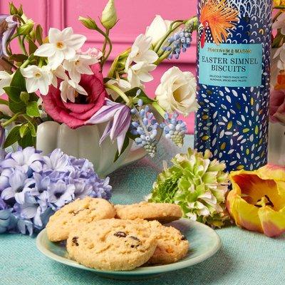 Fortnum & Mason Easter Simnel Biscuits, Gluten-Free, 150g