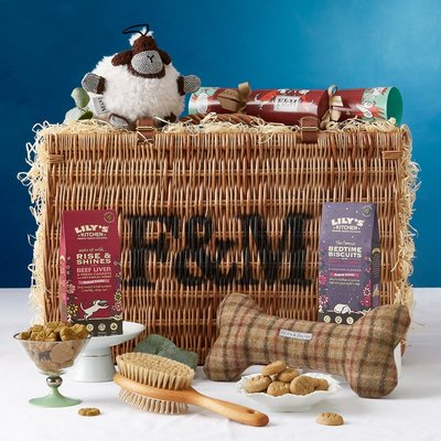 Fortnum & Mason The Man's Best Friend Hamper