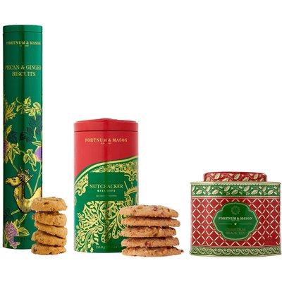 Fortnum & Mason The Festive Afternoon Tea Trio, 650G