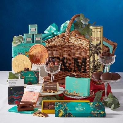 The Chocolate Lover's Hamper   Fortnum & Mason