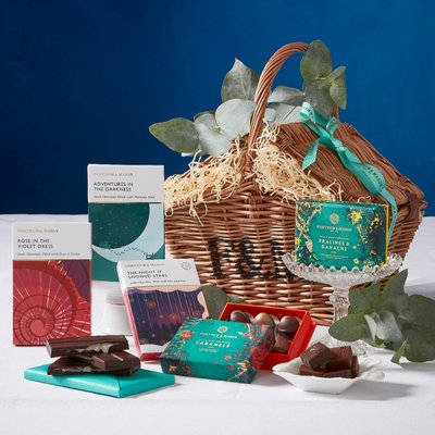 Fortnum & Mason A Chocolate Adventure Hamper