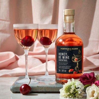 Fortnum & Mason Honey, Be Mine Cocktail, 35Cl
