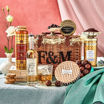 Fortnum & Mason The Man About Town Hamper
