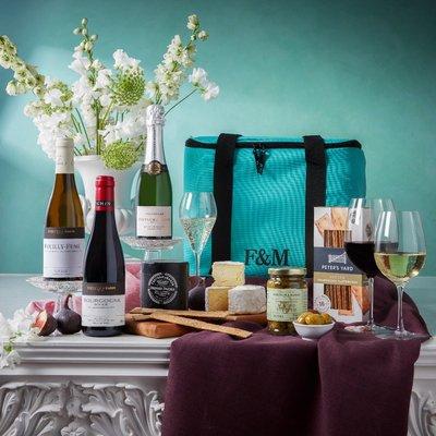 Fortnum & Mason The Cheese & Wine Taster