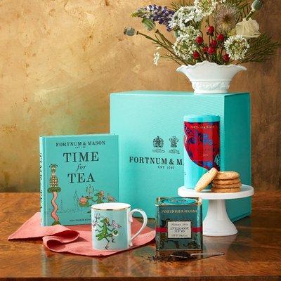 Fortnum & Mason The Take Time for Tea Gift Box