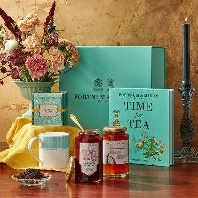 Fortnum & Mason The Breakfast Tea Gift Box