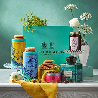 Fortnum & Mason The Afternoon Delight Gift Box
