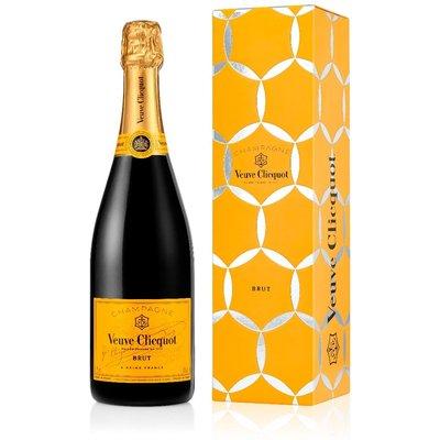 Fortnum & Mason Veuve Clicquot Brut Nv Champagne, Comet Limited Edition, 75Cl
