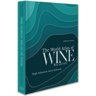 Fortnum & Mason The World Atlas Of Wine By Hugh Johnson And Jancis Robinson, 8Th Edition