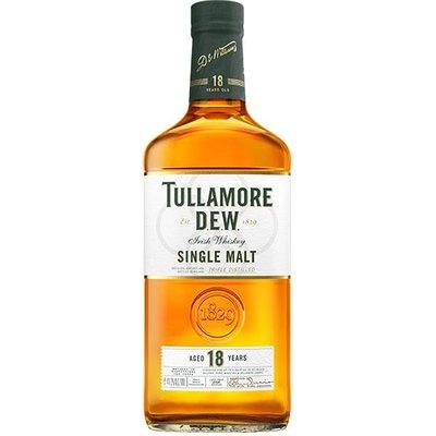 Fortnum & Mason Tullamore Dew 18 Year Old Irish Single Malt Whiskey, 70cl