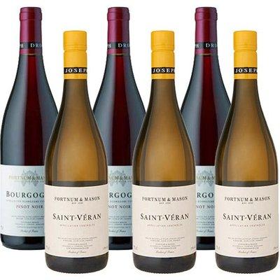 Fortnum & Mason Burgundy Wine Case, 6 Bottles