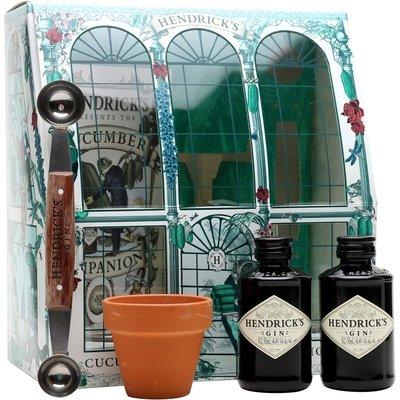 Fortnum & Mason Hendrick's Gin & Cucumber Hothouse Gift Set