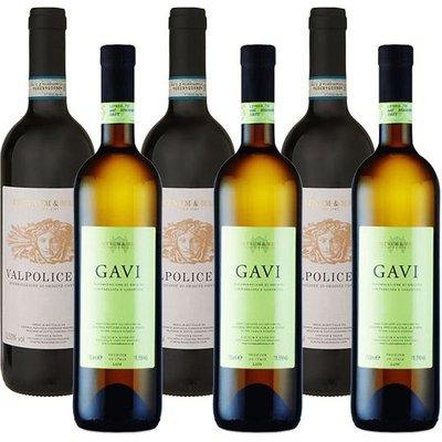 Fortnum & Mason Italian Wine Case, 6 Bottles