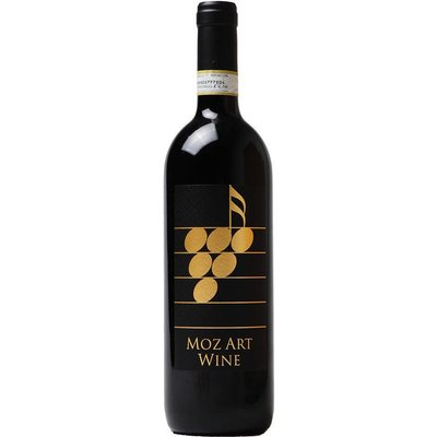 Fortnum & Mason Moz Art Wine Brunello Il Paradiso Di Frassina, 75Cl