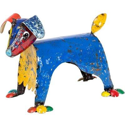 Barnyard Standing Dog