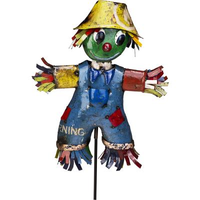 Barnyard Summer Scarecrow