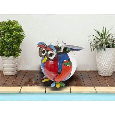 Barnyard Owl Beverage Tub