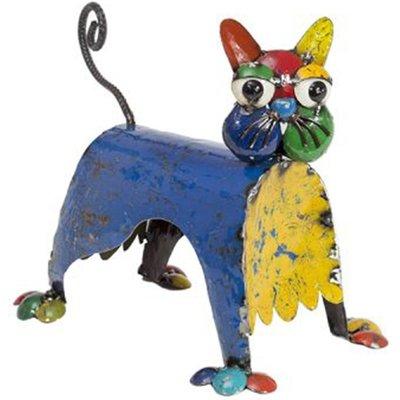 Barnyard Standing Cat