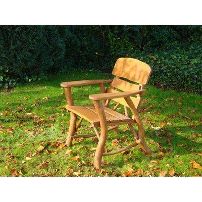 Oak Garden Armchair