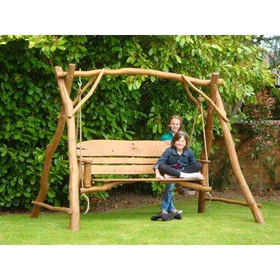 Oak Swing Seat 3