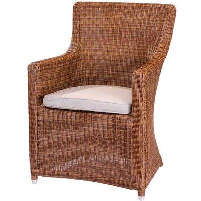 Seville Armchair | Natural Rattan Weave