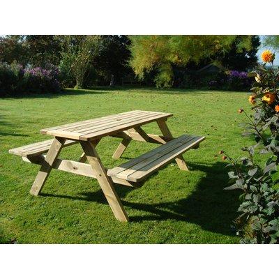 Sherwood Picnic Table 180cm | FSC® Certified