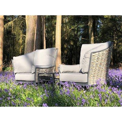 Tahiti Arm Chair Set
