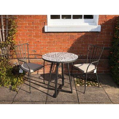 Terrazzo 70cm Table Set