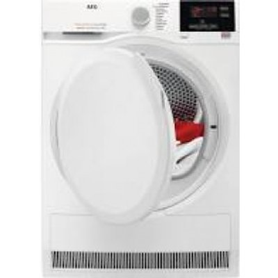 AEG T7DBG840N Tumble Dryer Condenser White